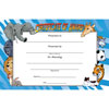 VBS Student Certificates