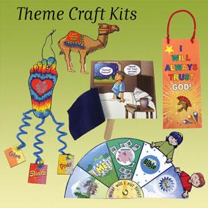 Vacation bible school craft kits lambert book house for Vacation bible school crafts for adults