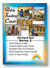 Bible Trading Cards Series 2