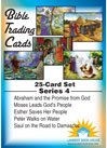 Bible Trading Cards Series 4
